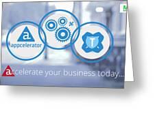Appcelerator-development-mobiloitte Greeting Card
