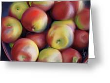 Apple Pie In Waiting Greeting Card