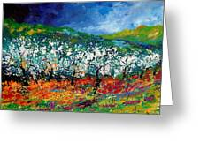 Appletrees 4509070 Greeting Card