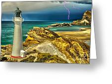 Approaching Storm 2015 Greeting Card