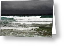 Approaching Storm 8 Greeting Card