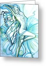 Aquafairie Greeting Card
