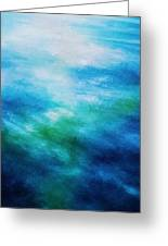 Aquatic Healing Overture  Greeting Card