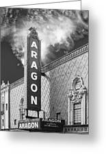 Aragon Age Aragon Ballroom Greeting Card