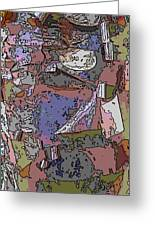 Arbor Abstract Greeting Card