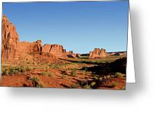 Arch National Park Greeting Card