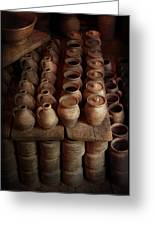 Archaeologist - Pottery - Today's Dig Was Amazing Greeting Card by Mike Savad