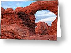 Arches 11 Greeting Card
