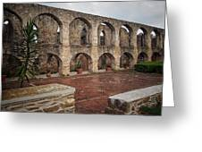 Arches And Arches Greeting Card