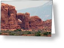 Arches Formation 22 Greeting Card