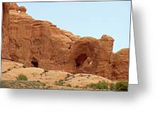Arches Formation 29 Greeting Card
