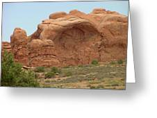 Arches Formation 30 Greeting Card