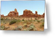 Arches Formation 33 Greeting Card