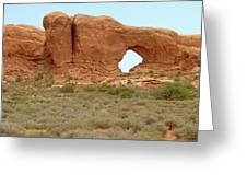 Arches Formation 37 Greeting Card