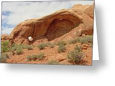 Arches Formation 40 Greeting Card