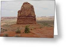 Arches Formation 5 Greeting Card