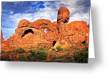Arches Landscape 3 Greeting Card