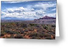 Arches Landscape Greeting Card