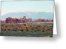 Arches National Park 19 Greeting Card