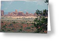 Arches National Park 20 Greeting Card