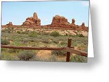 Arches National Park 23 Greeting Card
