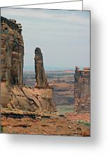 Arches National Park 5 Greeting Card