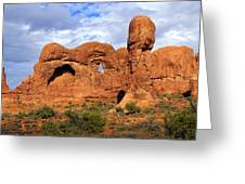 Arches National Park 8 Greeting Card