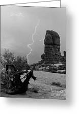 Arches National Park Utah-signed Greeting Card