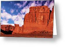 Arches Pano Greeting Card