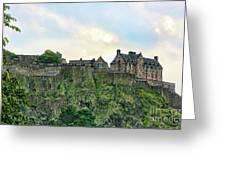 Architecture Edinburgh II Greeting Card