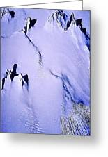 Arctic Fastness  Greeting Card