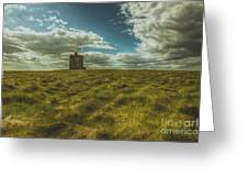 Ardmore Lookout Tower Greeting Card