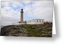 Ardnamurchan Point Greeting Card