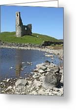 Ardvreck Castle Scotland Greeting Card