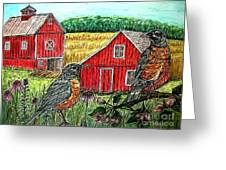 Are You Sure This Is The Way To St.paul? Greeting Card