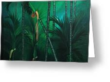 Areca Plam Greeting Card