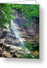 Arethusa Falls Greeting Card