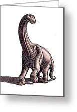 Argentosaurus Greeting Card