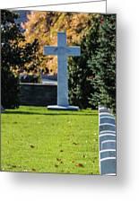 Argonne Cross Memorial Greeting Card