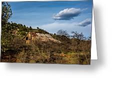 Arizona Barn Greeting Card