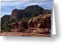 Arizona Canyon One Greeting Card