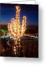 Arizona Christmas Tree Greeting Card