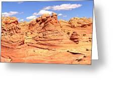 Arizona Desert Dreamscape Greeting Card