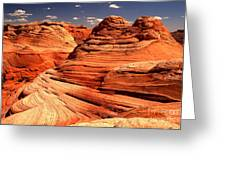 Arizona Desert Landscape Greeting Card