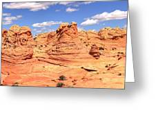 Arizona Dreamscape Greeting Card