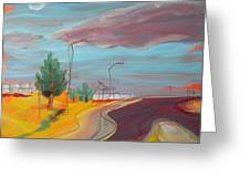 Arizona Highway 1 Greeting Card