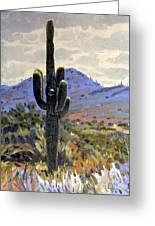 Arizona Icon Greeting Card