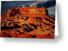 Arizona Mesa 5 Greeting Card