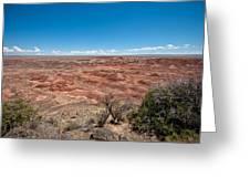 Arizona's Painted Desert Greeting Card