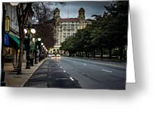 Arlington Hotel - Hot Springs, Arkansas Greeting Card